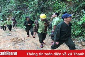 Giữ màu xanh cho rừng phòng hộ Lang Chánh