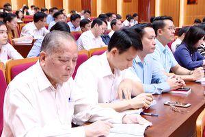Sôi nổi khí thế thi đua thực hiện Nghị quyết Đại hội Đảng bộ tỉnh