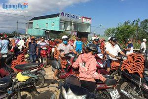 Sau bão, ngói nóc Bình Định tăng giá gấp 2-3 lần