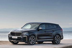 Mẫu SUV mạnh nhất của BMW lộ diện, bản phác thảo hé lộ sự khác biệt