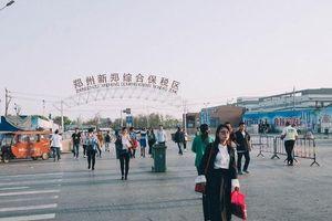 Sản xuất iPhone khiến Trung Quốc bị ô nhiễm trầm trọng