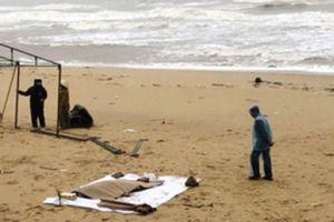 Người đàn ông ở Hải Phòng tử vong trôi vào bờ biển Hà Tĩnh