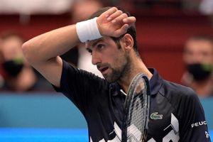Djokovic thua sốc trước đối thủ vô danh