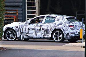 SUV của Ferrari bị lộ ảnh chạy thử