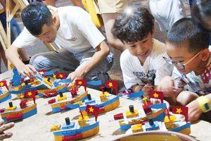 Độc đáo tàu thủy truyền thống Khương Hạ