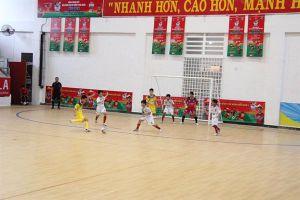 Đánh bại chủ nhà Phú Yên, Sông Lam Nghệ An vô địch U11 quốc gia 2020