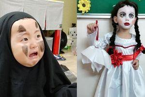 Chết cười những màn hóa trang Halloween 'bá đạo'