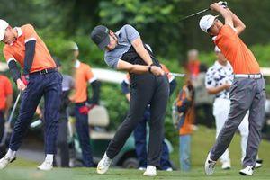 Những cú đánh driver tuyệt đẹp tại Tiền Phong Golf Championship 2020