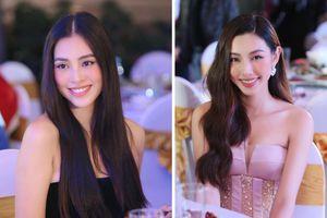 Dàn Hoa hậu, Á hậu gợi cảm tại đêm gala trao giải Tiền Phong Championship 2020