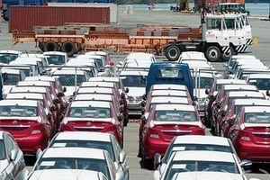 15.000 ô tô được nhập khẩu về nước trong tháng 10/2020