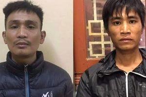 Hai tên trộm xe máy bị tóm cùng một ngày