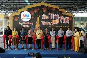 'Sắc Thái trên đất Việt' thắt chặt quan hệ giữa Việt Nam và Thái Lan