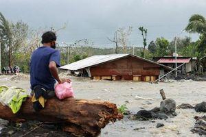 Bão Goni làm 10 người chết, 3 người mất tích tại Philippines