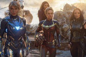 9 siêu anh hùng phù hợp với dự án 'Avengers' phiên bản nữ