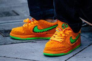 Giày Nike lông và các thiết kế bị đẩy giá lên hơn 1.000 USD