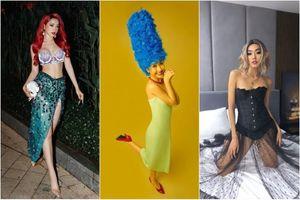 Loạt hot girl Instagram nô nức hóa trang Halloween, nể hơn bản gốc