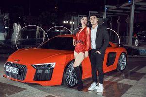 Siêu xe Audi 13 tỷ đồng Ông Cao Thắng từng tặng Đông Nhi có gì đặc biệt?