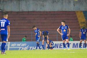 Đội Quảng Nam vẫn 'mơ' ngày về V.League