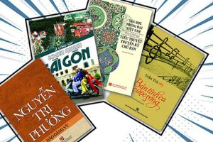 45 tác phẩm đặc sắc được giới thiệu trong Tuần lễ sách hay