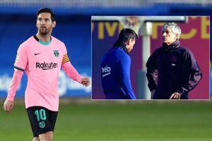 Cựu HLV Barca: 'Messi quyền lớn, không thể quản được'