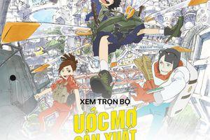 3 bộ anime về những người hùng 'Mơ hết sức, làm hết mình'