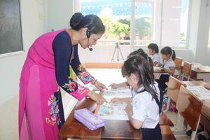 Triển khai dạy học chương trình, sách giáo khoa lớp 1 mới: 'Chìa khóa' nằm ở phương pháp của giáo viên