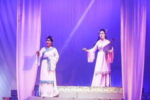 Tái hiện nỗi đau nàng Kiều trên sân khấu dân ca kịch bài chòi