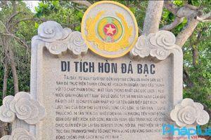Tạm ngừng hoạt động tham quan tại Khu di tích lịch sử quốc gia Hòn Đá Bạc