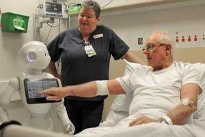 Nguồn lực robot trong dịch vụ chăm sóc sức khỏe con người