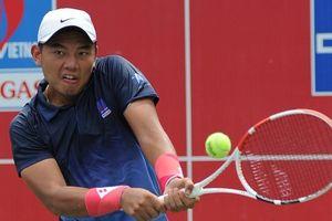 Hoàng Nam khởi đầu nhẹ nhàng tại giải quần vợt vô địch quốc gia