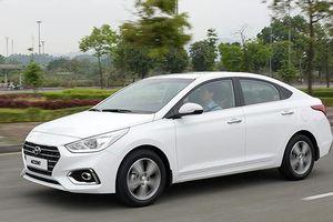Bảng giá xe Hyundai mới nhất tháng 11/2020: Huyndai Accent giá 'mềm' hơn các 'đối thủ' Toyota Vios hay Honda City