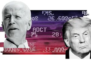 Thị trường chứng khoán đưa ra dự đoán người đắc cử Tổng thống Mỹ