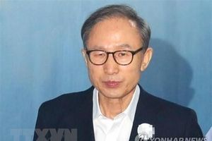 Cựu Tổng thống Hàn Quốc Lee Myung-bak lại bị giam giữ