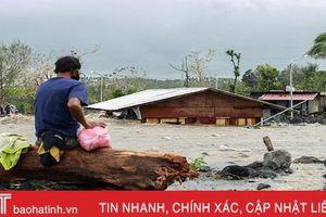 Philippines lại sắp đón bão Atsani khi số người thiệt mạng vì siêu bão Goni tăng lên 16