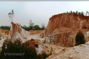 Luật khoáng sản hiện hành 'còn để thất thoát nhiều khoáng sản'