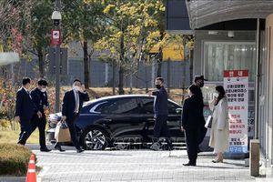 Hàn Quốc: Cựu Tổng thống Lee Myung-bak bị bắt giam trở lại