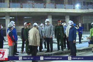 Lào đánh giá cao chất lượng thi công Nhà Quốc hội
