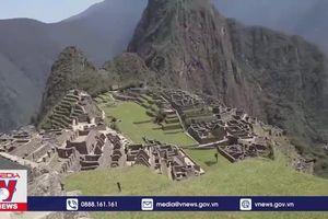 Thánh địa Machu Picchu mở cửa trở lại