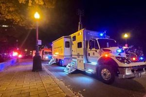 Tấn công bằng kiếm Nhật trong đêm Halloween ở Canada khiến 7 người thương vong