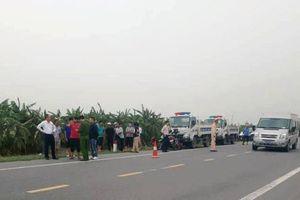 Ninh Bình: Tai nạn giao thông nghiêm trọng, 3 người thương vong