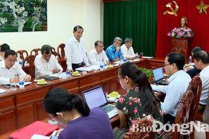 Hội đồng lý luận Trung ương khảo sát về mô hình tăng trưởng ở Đồng Nai