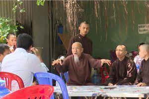 VTV phát phóng sự 'Sự thật về 'tịnh thất Bồng Lai''