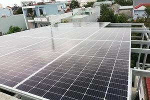 Người dân có thể thu lợi gần 40 triệu đồng/năm từ điện mặt trời áp mái