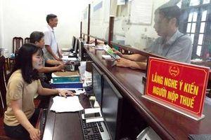 Cục Thuế Hòa Bình công khai 117 doanh nghiệp nợ thuế