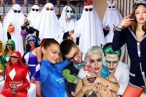 Jennie, BTS lên đồ hóa trang Halloween, Kylie – Kendall cosplay gây chú ý