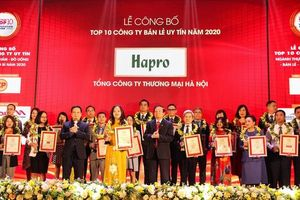 Hapro phát triển thương hiệu đa ngành sau cổ phần hóa