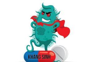 Nghiên cứu thành công hoạt chất kháng vi khuẩn kháng thuốc
