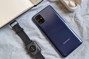 Samsung Galaxy M51 ra mắt: Pin đến 7.000 mAh, sạc nhanh, giá 9,5 triệu