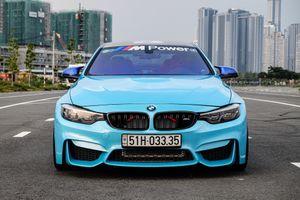 Chi tiết BMW M4 F82 được độ tiền tỷ tại TP.HCM, mạnh 600 mã lực