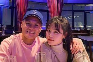 Huỳnh Anh và Quang Hải đã chia tay khoảng 1 tháng